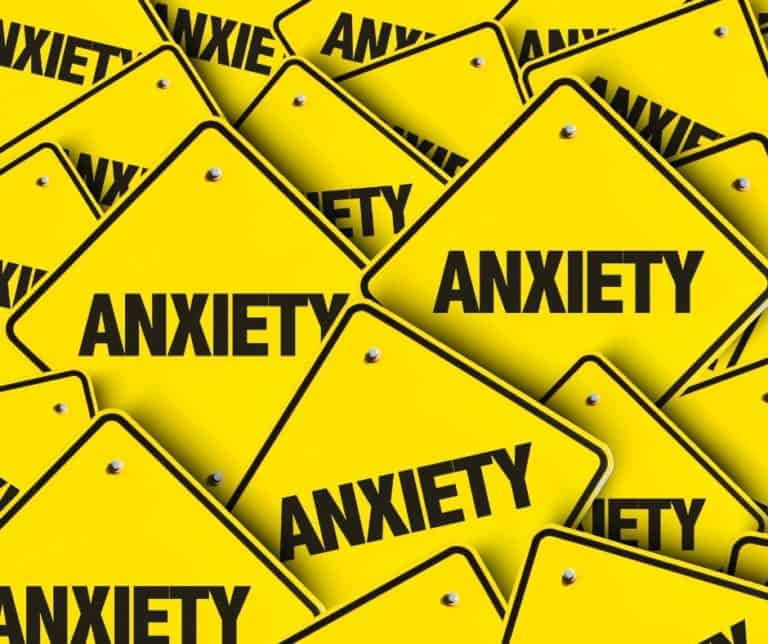 anxiety information education