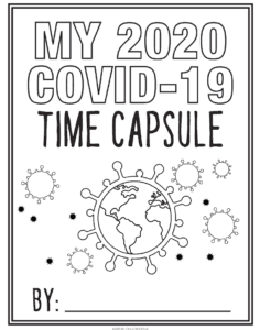 A covid-19 activity book for kids